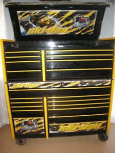 coffre a outil snap-on edition SKI-DOO