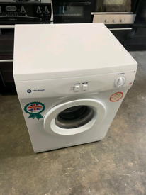 7KG WHITE KNIGHT VENTED DRYER