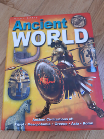 Ancient World Book in excellent condition