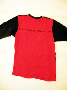 Spider-Man 3 Limited Edition Promo T-Shirt Marvel Comics