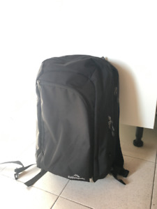 Travel backpack - brand new, excellent condition