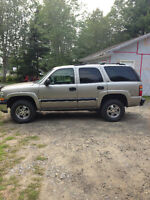 2001 Chevrolet Tahoe se Other