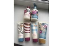 Joules bath and body set BN