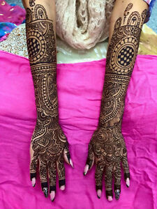 Henna Services For Your Special Occasions – REGINA Regina Regina Area image 2