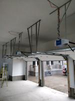 Garage door repair, service, installation