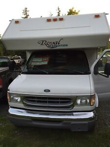 1998 Ford F-450 Royal Expedition Classic