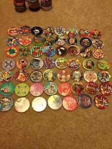 Slammers & Pogs $60 for entire lot Cambridge Kitchener Area image 2
