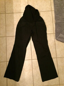 2 Pairs Casual Maternity Pants Kitchener / Waterloo Kitchener Area image 1