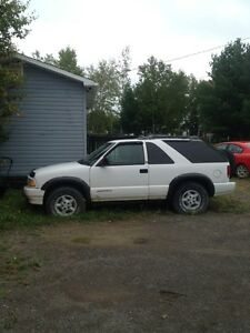 jimmy 4WD - 1996 only 600.00