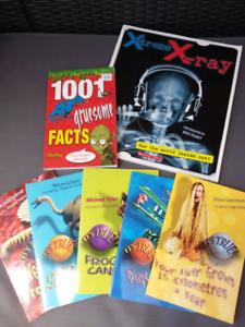 Fun facts book bundle