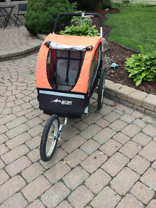 Bike Trailer/Jogger (Single)