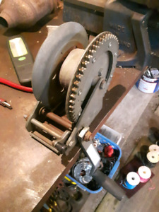 Trailer winch 1800 pounds