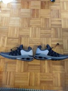 Nike Gravity Shox Atmosphere Grey/Black Size 11