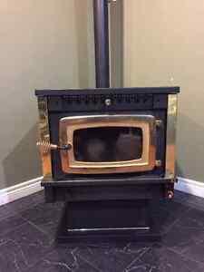 Pelet stove (Wood)