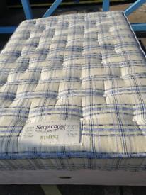 Quality Double divan bed