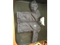 Toddler Boys Timberland Winter Coat