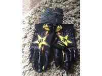 Thor motocross gloves