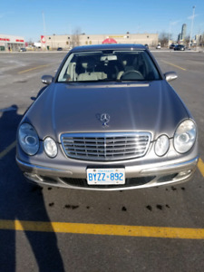 Selling my Mercedes benz e350