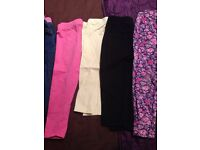 Girls large clothes bundle age 2-3 (25 items)