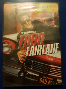 The Adventures of Ford Fairlane DVD (NEW)
