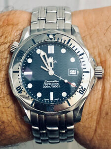 OMEGA Seamaster Diver 300M Pro - James Bond 007 Watch