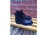 Jodphur boots