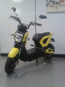 MOTORINO XMa Scooter