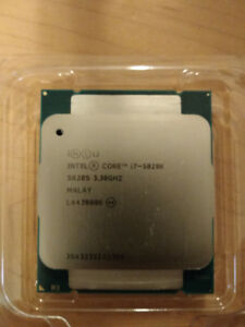 *USED* Looking to sell CPU, Motherboard, RAM, PSU