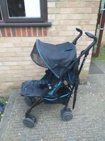 New Britax Romer Evolva 1-2-3 car seat  £50 | in Henleaze