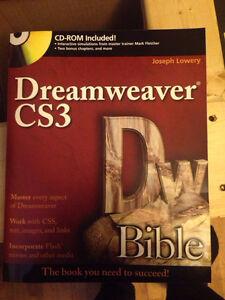 Dream weaver cs3 bible with CD-ROM