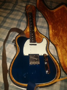 Fender Telecaster w/ case (made in Japan)