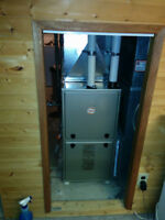 Furnace Air Conditioner Sales Service and Install