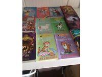 Children's books including rainbow magic, dork diaries, animal ark