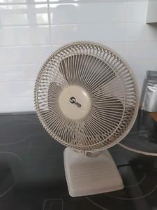Ventilateur de table à donner