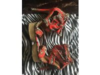River island shoes £15