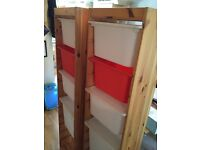 Children's Storage Units - IKEA Trofast (£15 per unit)