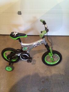 Boy's 12 inch BMX Bike
