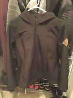 Beaver Canoe Softshell Jacket size XL