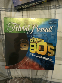 Trivial pursuit 90s edition - Brand New