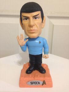 Spock Bobblehead for Sale