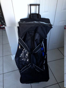 Hockey Bag on Wheels