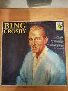 RECORD BING CROSBY.  QUALITY RECORDS. METRO. #M523 St. John's Newfoundland image 1