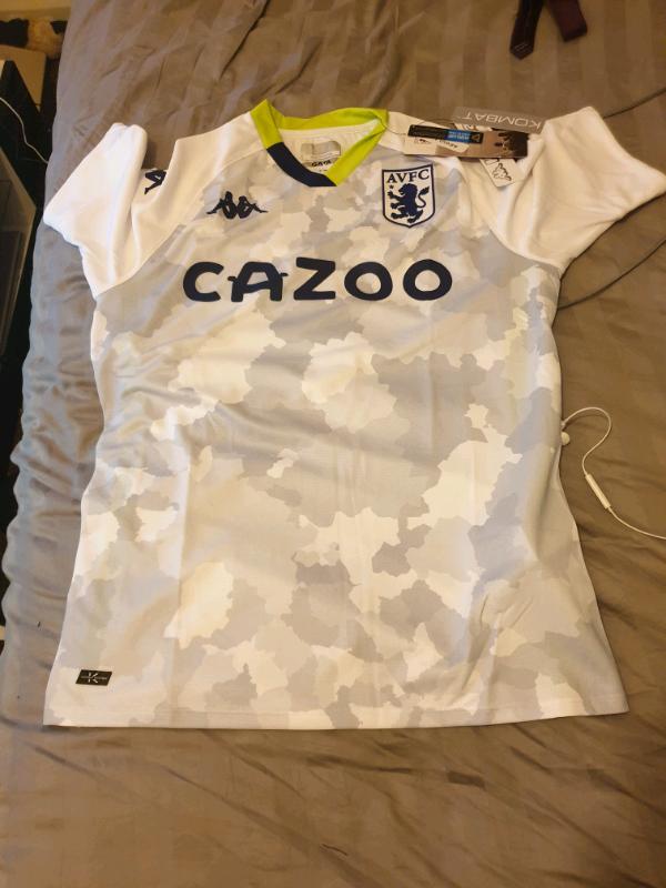 Aston Villa Third Kit 2020 21 In Norwich Norfolk Gumtree