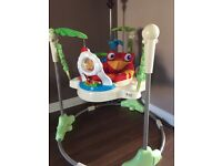 Fisher Price Rain Forrest Jumperoo