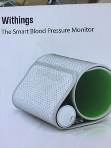 Withings-prise de pression facile