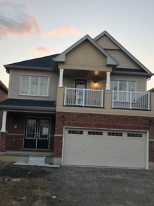 Brand New - Never Lived in House in Brantford West Brant