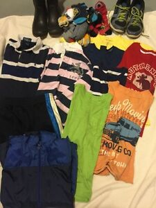 + 15 items linges garcons 5 ans - Polo