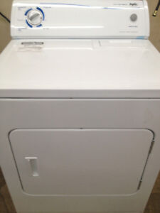 Selection of dryers  1 yr. warranty  free delivery $300 & up