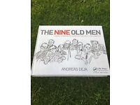 The Nine Old Men (The art of Disney)