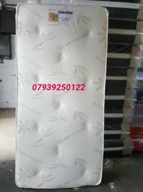 Brand New memory Foam with Spring Mattress